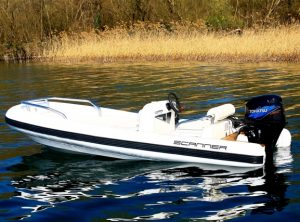 SCANNER COSMO 420-450 outboard
