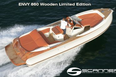 Envy 860 Wooden Limited Edition