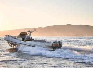 SCANNER ENVY 1100 TT outboard