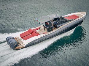 SCANNER ENVY 1400 outboard