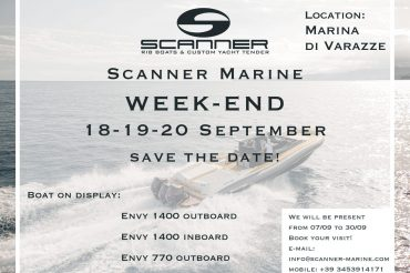 Scanner Marine Week-End