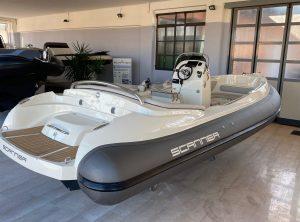 SCANNER ENVY 710 Demo Boat