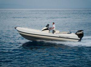 SCANNER ENVY 770 Demo Boat